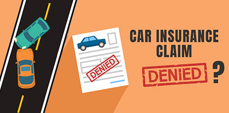 5 Ways in Which Car Insurance Companies Can Deny Your                                     Claim